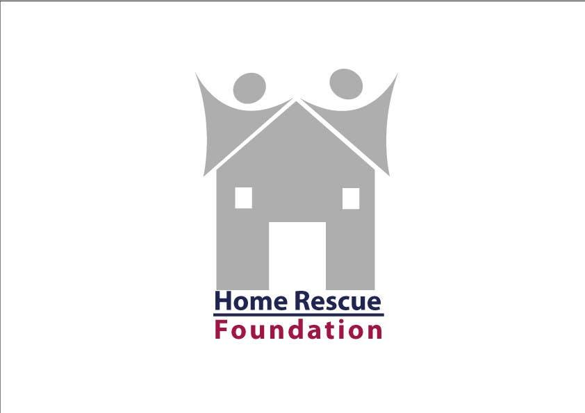 Penyertaan Peraduan #                                        39                                      untuk                                         Design a Logo for HOMERESCUEFOUNDATION.ORG