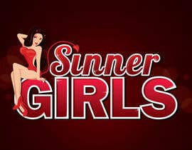 #298 para Logo Design for Sinner Girls por athanista