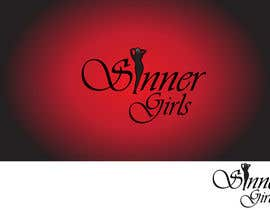 #334 para Logo Design for Sinner Girls por logoustaad