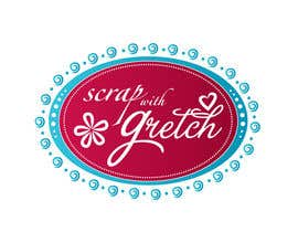 #9 untuk Logo Design for Scrap With Gretch oleh Grupof5