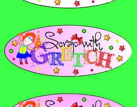 #25 untuk Logo Design for Scrap With Gretch oleh chiaracreative