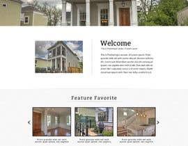 saymamun tarafından Design a Website Mockup for Residential Builder / Real Estate Developer için no 16