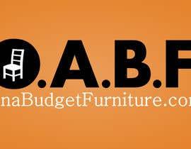 #33 untuk Design a Logo for OnaBudgetFurniture.Com oleh cbarberiu
