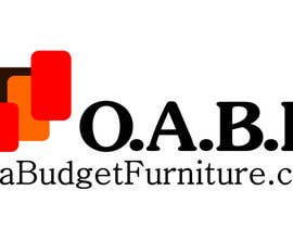 #35 untuk Design a Logo for OnaBudgetFurniture.Com oleh cbarberiu