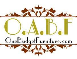 #73 untuk Design a Logo for OnaBudgetFurniture.Com oleh jjobustos