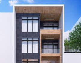 gaur1973 tarafından Do some 3D Modelling for Kothari House Elevation için no 45