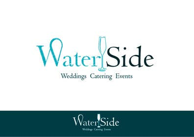 #89 para Logo Design for Waterside por paxslg