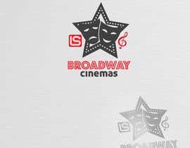 Nro 181 kilpailuun Broadway Cinema Logo käyttäjältä ioananca2006