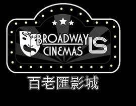 Nro 162 kilpailuun Broadway Cinema Logo käyttäjältä sandrasreckovic