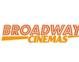 Nro 147 kilpailuun Broadway Cinema Logo käyttäjältä gerardguangco