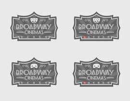 Nro 168 kilpailuun Broadway Cinema Logo käyttäjältä JaizMaya