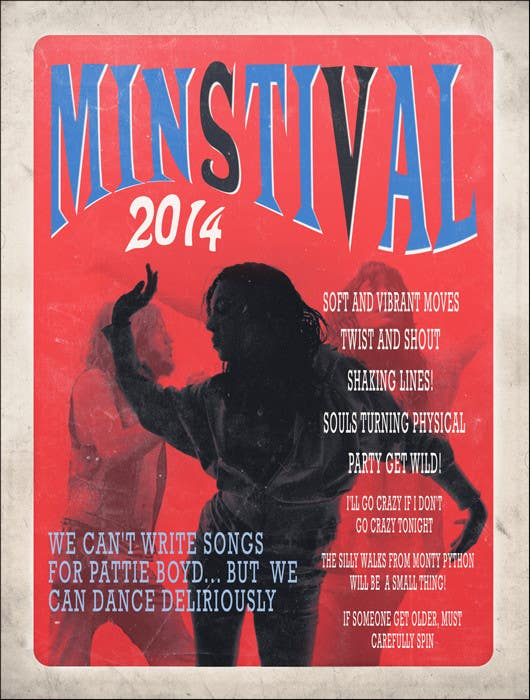 Penyertaan Peraduan #                                        17                                      untuk                                         Logo & poster concept for festival themed event