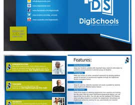 nº 14 pour Brochure Design for DigiSchools par SmitaGDutta