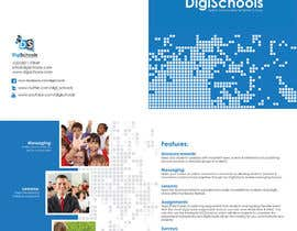 nº 30 pour Brochure Design for DigiSchools par Quicketch