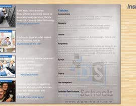 nº 4 pour Brochure Design for DigiSchools par GraphicsStudio