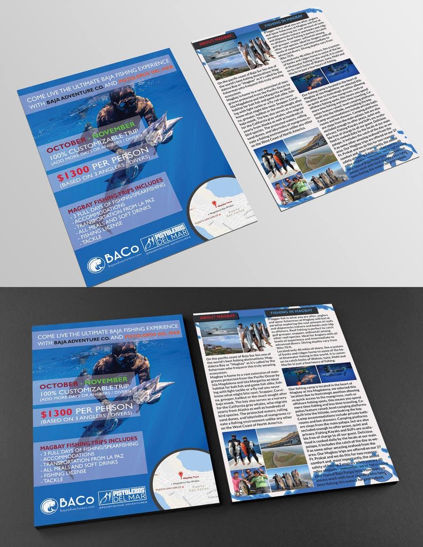 Konkurrenceindlæg #7 for Design a Brochure