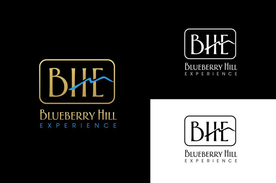 Конкурсная заявка №381 для Logo Design for Blueberry Hill Experience