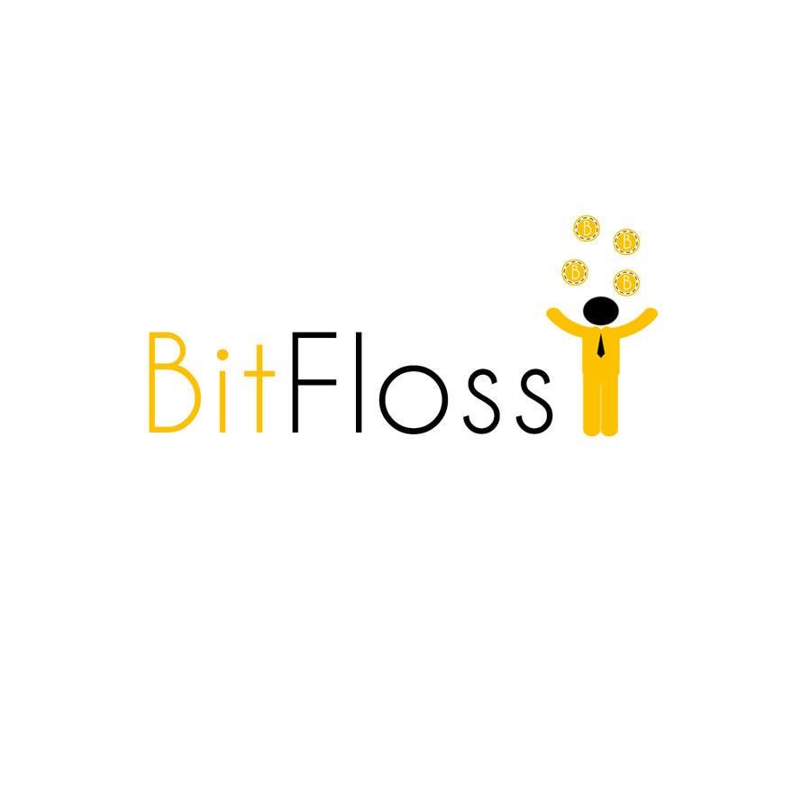 Penyertaan Peraduan #                                        19                                      untuk                                         Design Logo or Website Top and App Icon for BitFloss