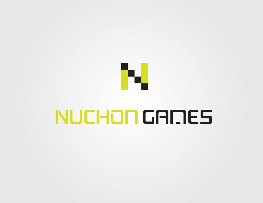 Конкурсная заявка №16 для Logo Design for Nuchon Games