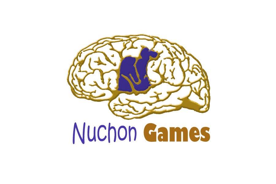 Inscrição nº 23 do Concurso para Logo Design for Nuchon Games
