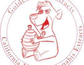"juanangelredo tarafından we need someone to Design THREE Logo's for a California Medical Cannabis Extracts Company Called ""Golden Bear Extracts"" için no 1"