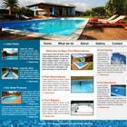 Bài tham dự #9 về Graphic Design cho cuộc thi Design a Website Mockup/Including Logo for Pool Renovation company
