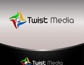 #46 para Design a Logo for Twist Media por djmaric