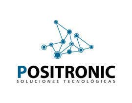 #76 para Diseñar un logotipo for Positronic de fernandocaballer