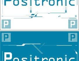 #135 para Diseñar un logotipo for Positronic de Leandrook