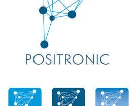 #112 para Diseñar un logotipo for Positronic de Mansini