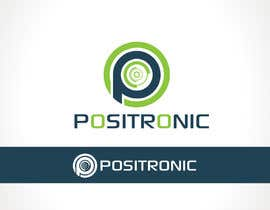 #167 for Diseñar un logotipo for Positronic by Cbox9