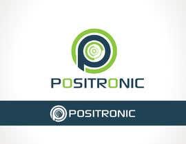 #167 para Diseñar un logotipo for Positronic de Cbox9