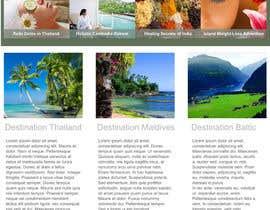 #16 para Design a Wordpress Template for Travel Website por newstier