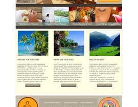 #28 para Design a Wordpress Template for Travel Website por newstier