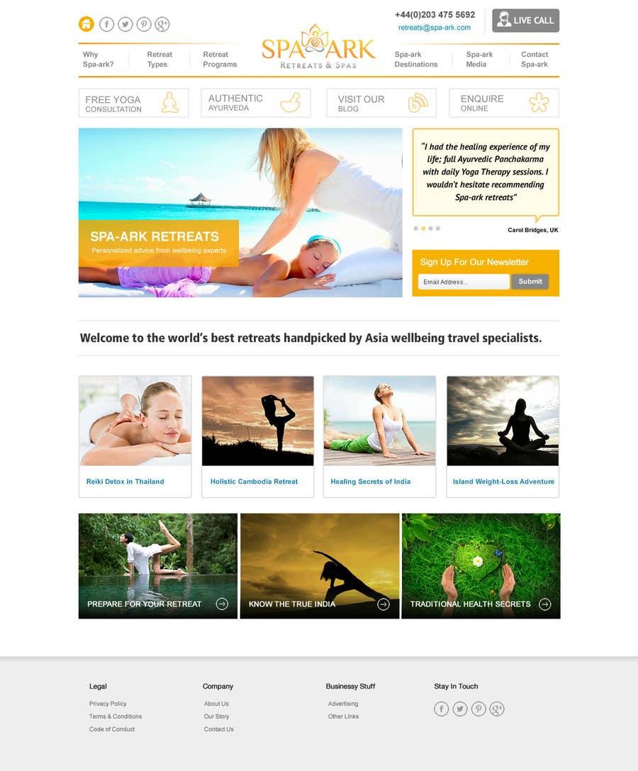 Inscrição nº                                         32                                      do Concurso para                                         Design a Wordpress Template for Travel Website