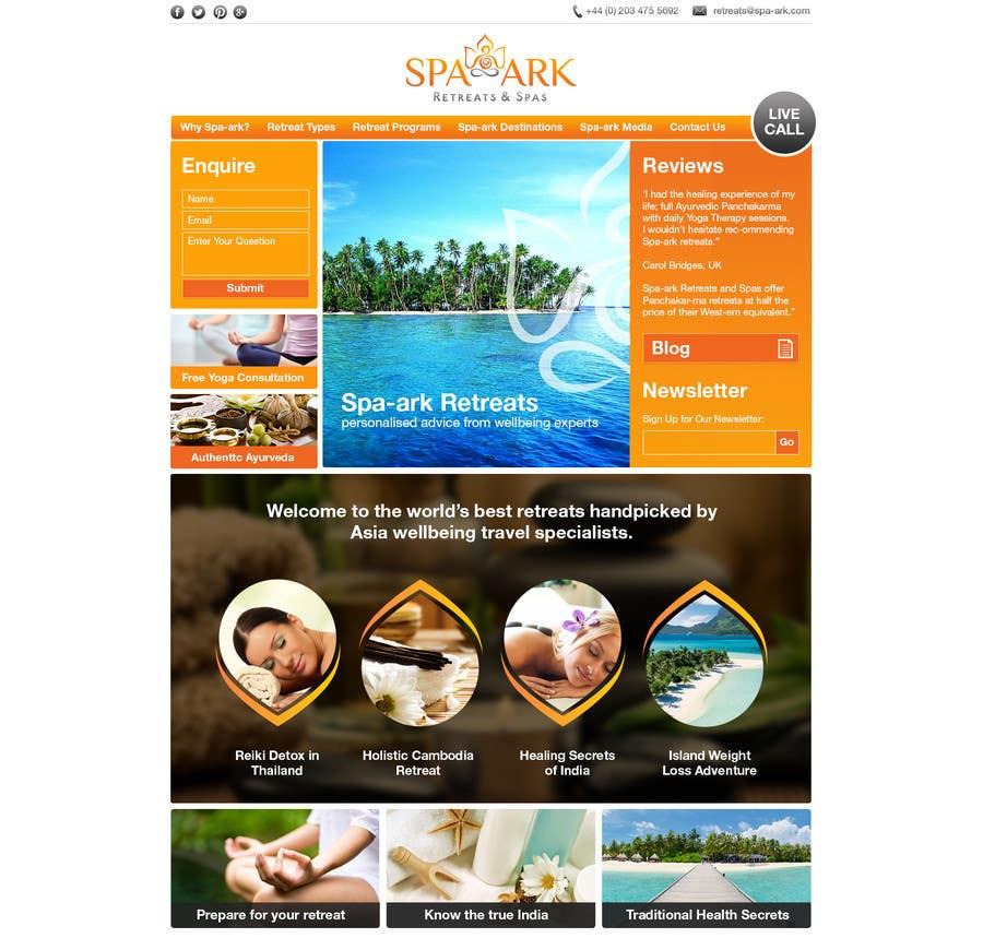 Inscrição nº                                         14                                      do Concurso para                                         Design a Wordpress Template for Travel Website