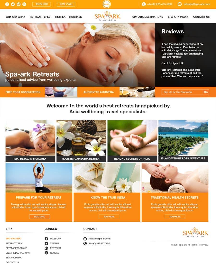 Inscrição nº                                         23                                      do Concurso para                                         Design a Wordpress Template for Travel Website