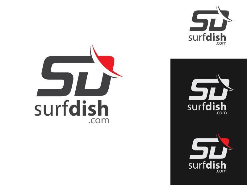 Konkurrenceindlæg #                                        456                                      for                                         *** LOGO design for Surfdish.com!