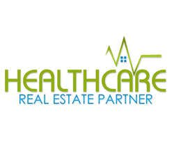 #13 para Logo Design for Healthcare Real Estate Partners por jsanalila