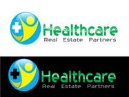 Graphic Design Konkurrenceindlæg #90 for Logo Design for Healthcare Real Estate Partners
