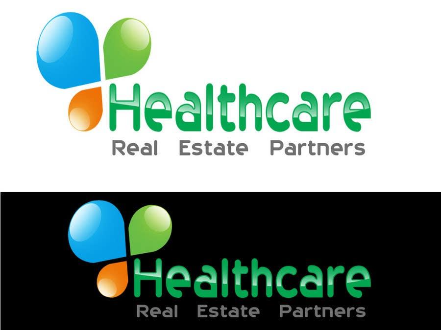 Konkurrenceindlæg #92 for Logo Design for Healthcare Real Estate Partners