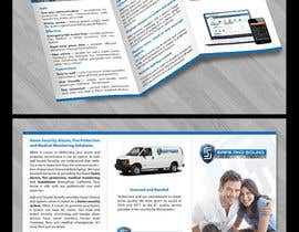 #13 для Brochure Design for Safe and Sound Security от Brandwar