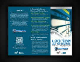 #33 para Brochure Design for Safe and Sound Security por wik2kassa