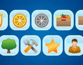 shufanok24 tarafından Icon or Button Design for UglyFruit için no 24