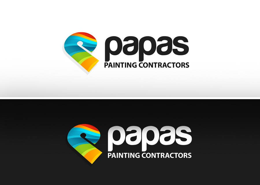 #637 for Logo Design for Papas Painting Contractors by pinky