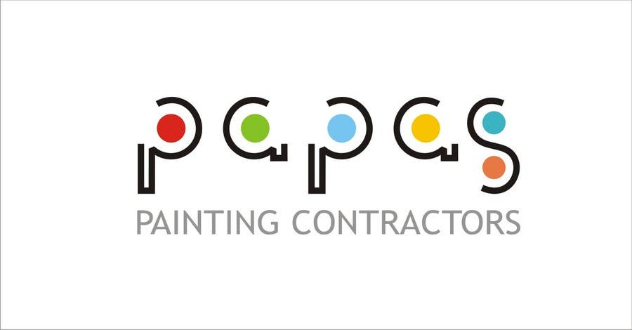 Contest Entry #731 for Logo Design for Papas Painting Contractors