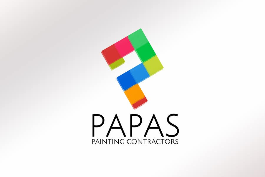 Contest Entry #681 for Logo Design for Papas Painting Contractors