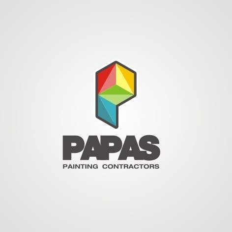 #117 for Logo Design for Papas Painting Contractors by magied