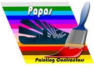 Graphic Design Contest Entry #698 for Logo Design for Papas Painting Contractors