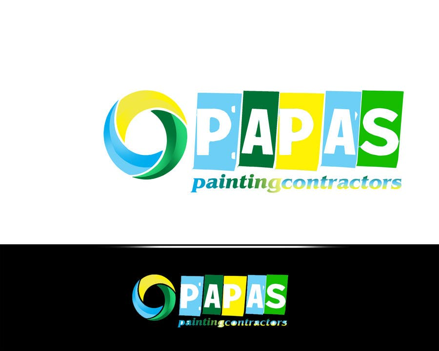 Contest Entry #                                        442                                      for                                         Logo Design for Papas Painting Contractors